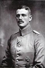 Wilhelm Keitel in the First World War.