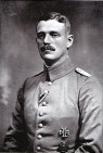 Wilhelm Keitel in the First World War.
