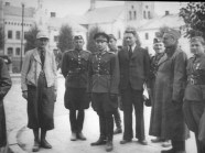 Ferdinand (center) after the Invasion of Poland.