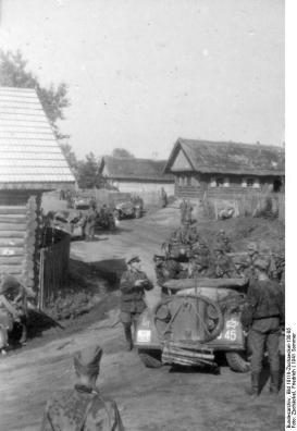 USSR, 21 June 1941.