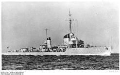 Torpedoboot Lynx.