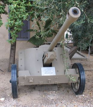 Restored Pak 38.