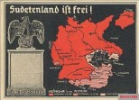 Postcard on the occasion of the Munich Agreement.