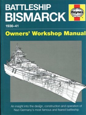 Modern technical manual of the Bismarck.