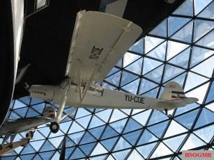 Yugoslav Air Force K-65 at Belgrade Aviation Museum, Serbia.