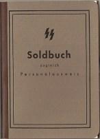 SS Soldbuch.