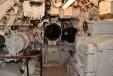 U-995 aft torpedo compartment.