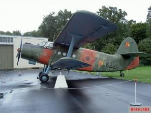 Antonov An-2 822.