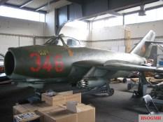 Mikoyan-Gurevich MiG-17F 346.