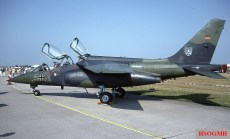 An Alpha Jet A in 1996.