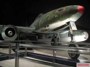 Me 262A-2a Black X, Australia, 2012.
