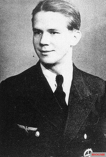 First Lieutenant Klaus Doenitz, killed on 13 May 1944 on the S 141 speedboat; his brother Lieutenant to See Peter Doenitz had fallen on May 19, 1943 as a submarine watch officer.