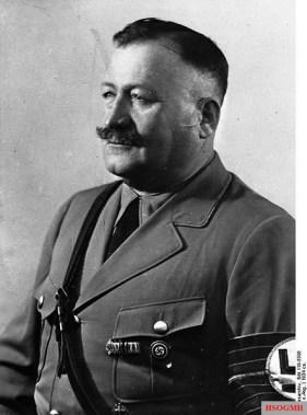 Christian Weber, 1934.