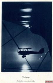 A picture taken by Ernst Udet, c. 1930.