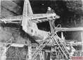 Underground manufacture of Me 262s.