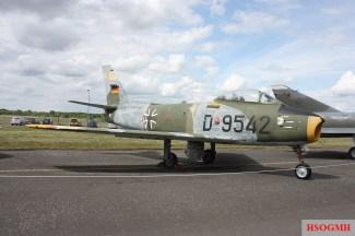 Canadair CL-13B Sabre Mk.6.