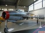 Republic F-84 Thunderstreak.