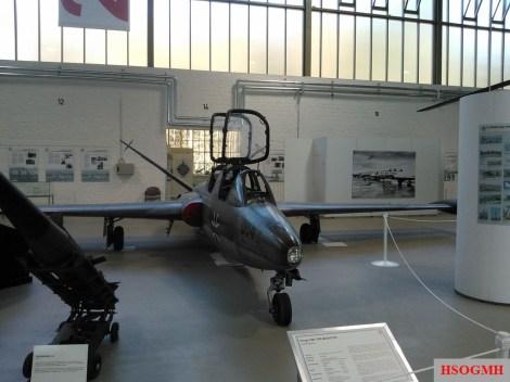 Fouga Magister CM 170.