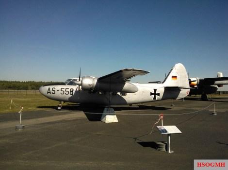 Hunting Percival P.66 Pembroke C.Mk. 54.