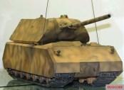 Panzer VIII Maus model.