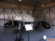 Me 262B-1a/U1 (Red 8), South Africa, 2008.