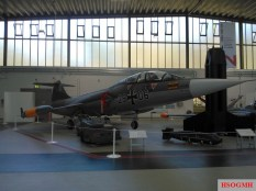 Lockheed TF-104G Starfighter.