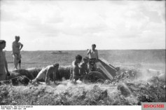 Southern Russia, Summer 1943.