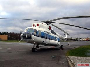 Mil Mi-8 S 93+51, ex 914 originally used by East Germany.