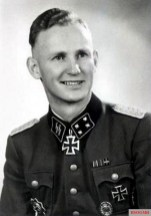 SS-Sturmbannführer Hans Meyer.
