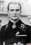 Knight Cross bearer Max Wünsche.