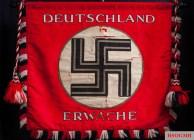 Germany Awake standard - close up.