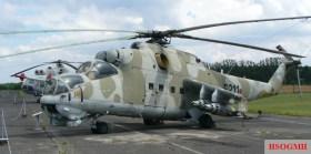 Mil Mi-24 P 96+43, ex 387.