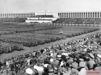 Rally at Zeppelinfeld.