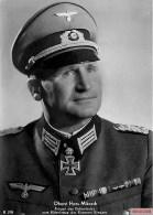 Hans Mikosch as a Oberst.