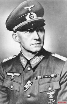 Colonel General Alfred Jodl, Chief of the Operations Staff for the Armed Forces High Command.