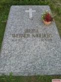 Werner Mölders re-established grave site (1991) in the Invalidenfriedhof Berlin.