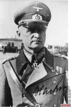 Johannes Blaskowitz.