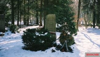 Grave of Paul Hausser.