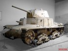 The division was supplied with captured Italian Carro Armato M15/42 tanks, but they proved to be unreliable.