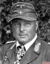 Generaloberst Hans-Valentin Hube.