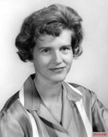 Maria von Braun, wife of Wernher von Braun.
