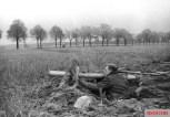 Volkssturmmann with Panzerschreck, Berlin, April 1945.