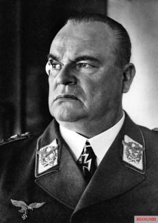 Hugo Sperrle in 1940.