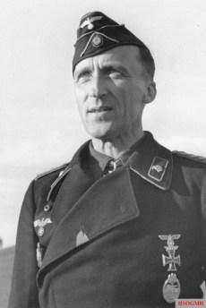 Walther von Hünersdorff.