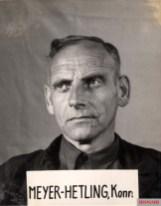 Konrad Meyer-Hetling in Allied custody.
