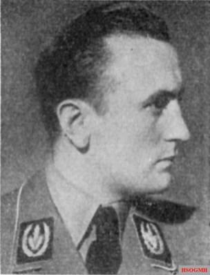 Reichsjugendführer Artur Axmann.