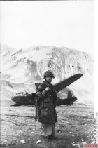 The FG 42 was used by paratroopers of the Fallschirmjägerlehrbattalion (Paratroopers' Instructional Battalion) to try out new equipment during the raid to free Benito Mussolini in September 1943.