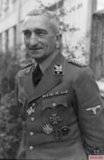 Nebe in 1942, as chief of the Reichskriminalpolizeiamt.