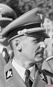 Heinrich Müller, Chief of the Gestapo; 1939–1945.