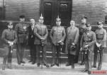 Defendants in the Beer Hall Putsch Trial.
